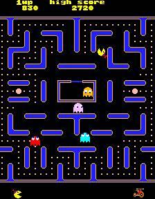 Jr. Pac-Man arcade game