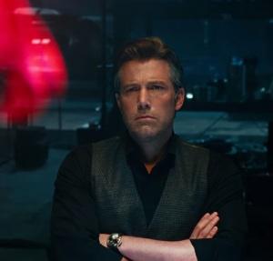 Bruce Wayne batcave Justice League 2017 ben Affleck