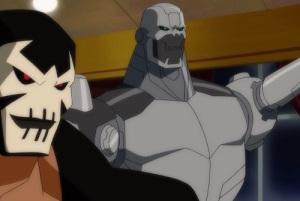 Bane Justice League: Doom