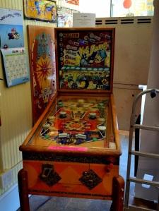KC Jones Pinball machine