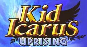 Kid Icarus: Uprising Nintendo 3DS logo
