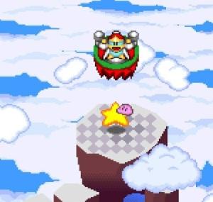 King Dedede Kirby's Dream Course super Nintendo snes