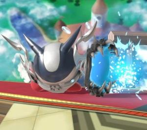 Kirby as Corrin super Smash Bros ultimate Nintendo Switch fire Emblem