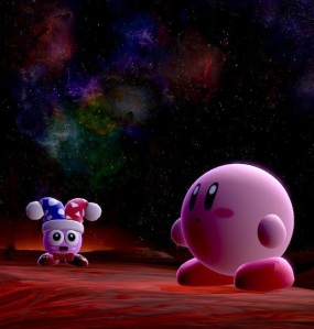 Marx super Smash Bros ultimate Nintendo Switch Kirby series