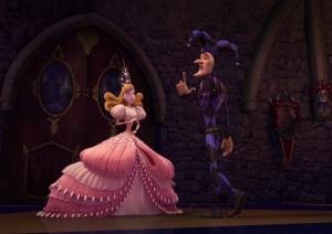 Jester vs glinda the good witch Legends of Oz: Dorothy's Return