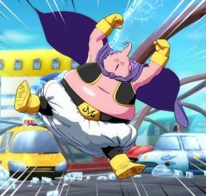 Majin Buu Dragon Ball FighterZ Nintendo Switch Xbox One PS4
