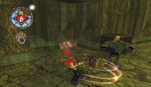 Swinging hammer Malice Microsoft Xbox Sony PS2