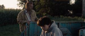 Young Clark Kent Man of Steel 2013 movie