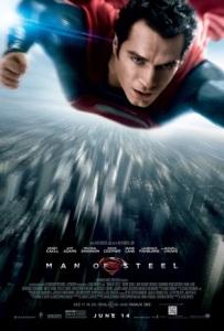 Man of Steel 2013 movie poster