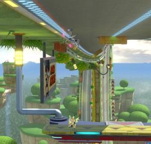 Pikachu Libre vs corrin Mario Circuit stage super Smash Bros ultimate Nintendo Switch Mario Kart