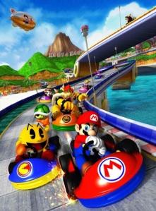 Mario Kart Arcade GP poster