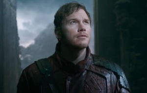 Guardians of the Galaxy star lord Peter quill takes power stone Chris Pratt