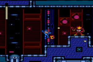 MegaMan the wily wars Megaman vs fire robot Sega Genesis Sega Mega drive