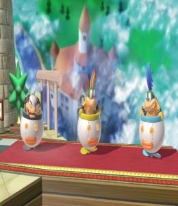 Bowser Jr and the koopa kids super Smash Bros ultimate Nintendo Switch