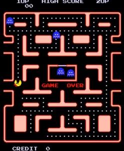 Ms. Pac-Man arcade original