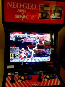 Neo Geo Arcade machine SNK