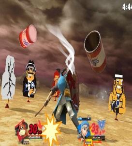 Final Smash Duck Hunt dog and duck super Smash Bros ultimate Nintendo Switch