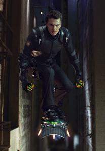Spider-Man 3 Harry Osborne new Goblin