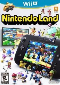 NintendoLand WiiU Nintendo boxart
