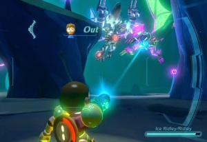 Metroid game NintendoLand WiiU