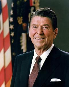 Ronald Reagan fun facts