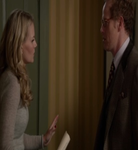 Emma Swan meets Archie Hopper Jiminy Cricket once upon a time ABC