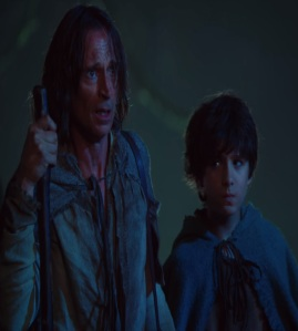 Weak Rumplestiltskin and son Baelfire Once Upon a time ABC