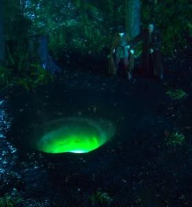 Magic portal Earth Baelfire Once Upon a time ABC