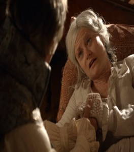 Belle dies of old age once upon a time ABC