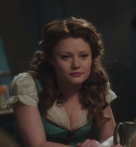 Belle once upon a time ABC