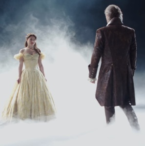 Belle reunites with Rumplestiltskin in heaven once upon a time ABC