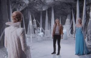 Once upon a time Ingrid vs Emma Swan and elsa