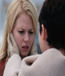 Emma Swan accepts that Snow White is her mother once upon a time Jennifer Morrison