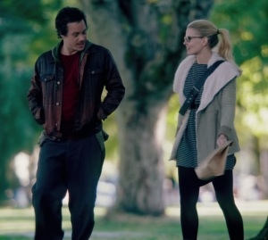 Emma Swan dating Neal Cassidy Baelfire Once Upon a time ABC