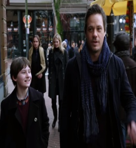 Henry mills meeting his father Neal Cassidy Baelfire Once Upon a time ABC