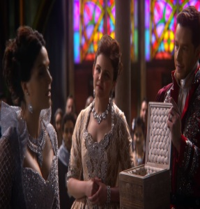 Prince Charming David Nolan and snow white make Regina the good queen once upon a time ABC Josh Dallas