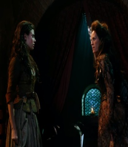Ruby Red meets her werewolf mother Once upon a time ABC