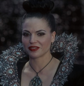 Evil Queen Regina Mills once upon a time ABC