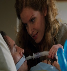Zelena wicked witch getting revenge on Rumplestiltskin once upon a time ABC