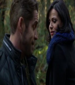 Regina falls in love with Robin Hood once upon a time ABC