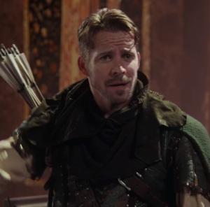 Robin Hood once upon a time ABC