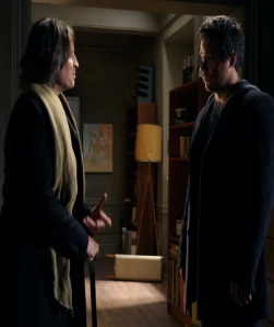 Rumplestiltskin reunites with son Baelfire once upon a time ABC Robert Carlyle