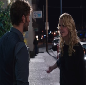 Sheriff Graham falls in love with Emma Swan once upon a time ABC