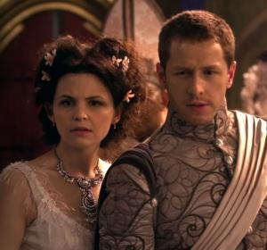 Prince Charming snow white wedding once upon a time ABC Josh Dallas