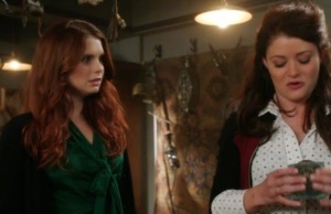 Once upon a time Ariel and belle