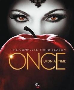 Once upon a time season 3 boxart
