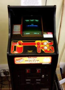 Space Invaders Taito arcade machine original