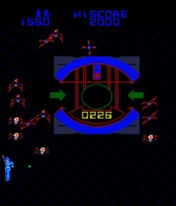 Tron arcade game disney