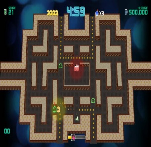 Pac-Man Championship Edition 2 Plus red ghost Nintendo Switch Xbox One PS4