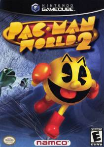 Pac-Man World 2 Nintendo Gamecube boxart